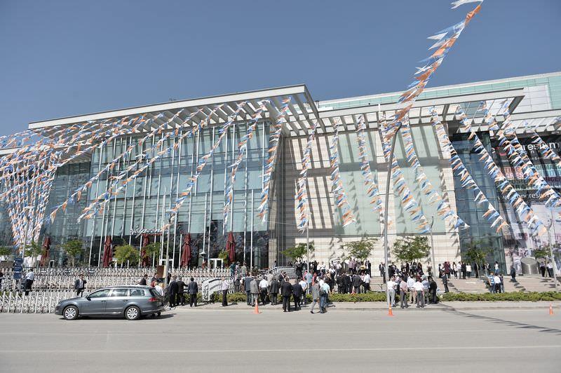 Ankara'da tarihi toplantı