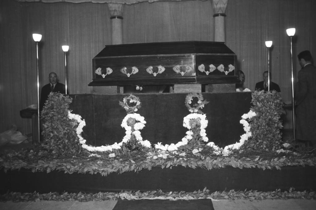 Ata'nın cenazesinin Anıtkabir'e yolculuğu