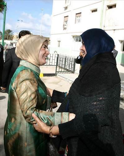 Başbakan Libya'da
