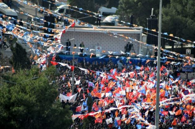 Başbakan'ı Şanlıurfa'da şaşırtan hareket