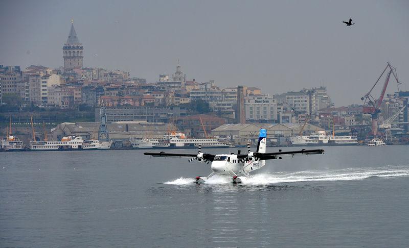Bursa-İstanbul deniz uçağı seferleri