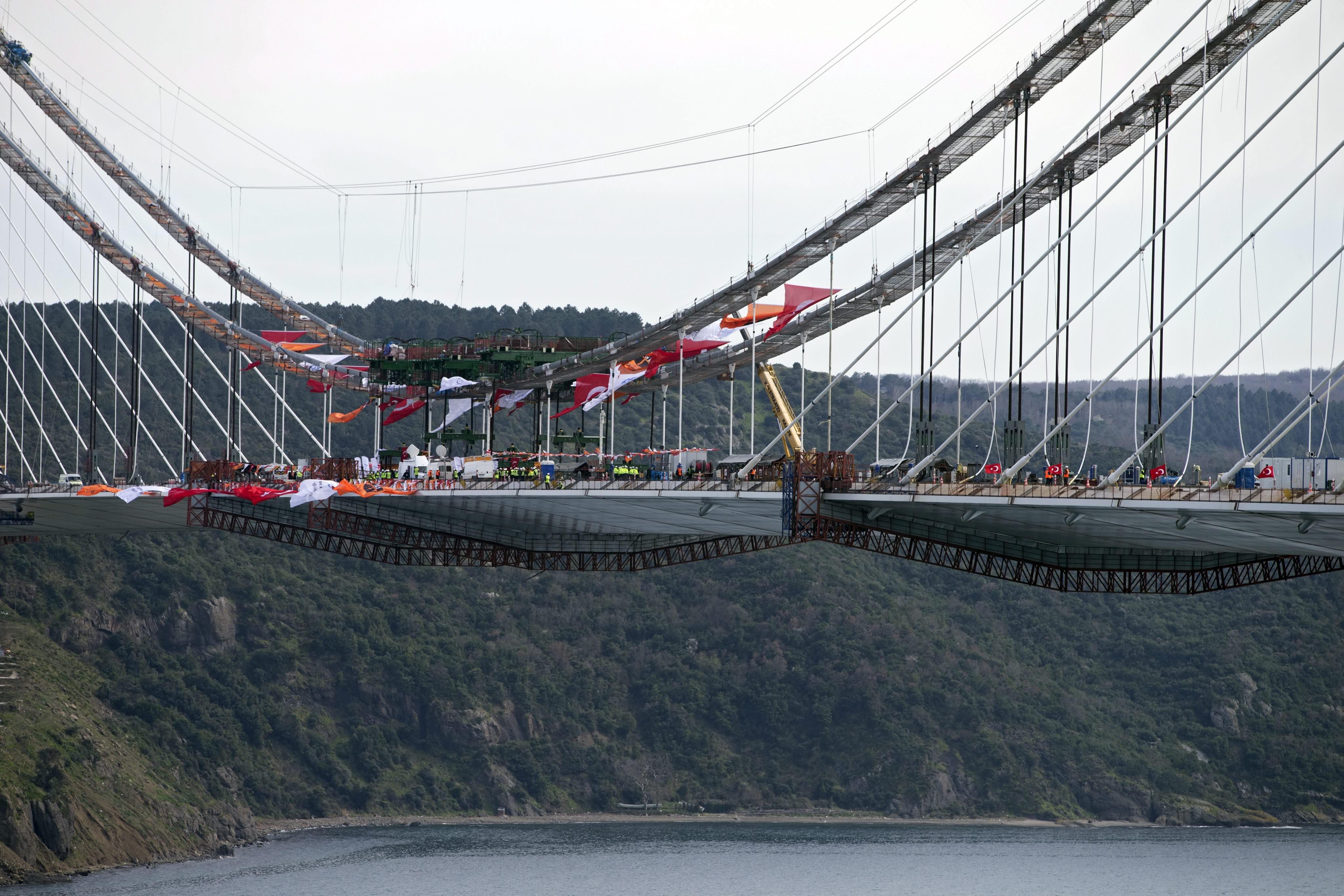 Büyük düşünen Türkiye'nin köprüsü