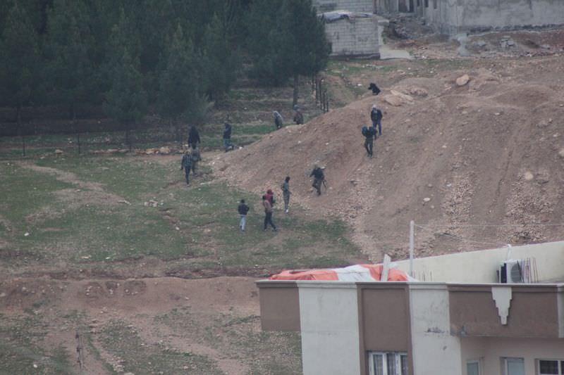 Cizre'de PKK- HÜDA-PAR çatışması