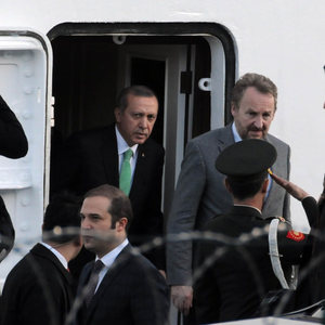 Cumhurbaşkanı Erdoğan Savarona Yatı'nda