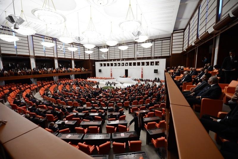 Cumhurba�kan� Erdo�an'�n yemin t�reninden kareler