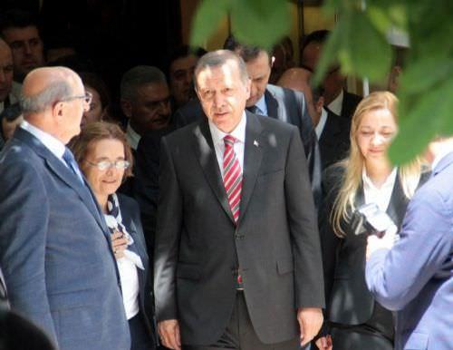 Cumhurbaşkanı'ndan Demirel'in evine ziyaret