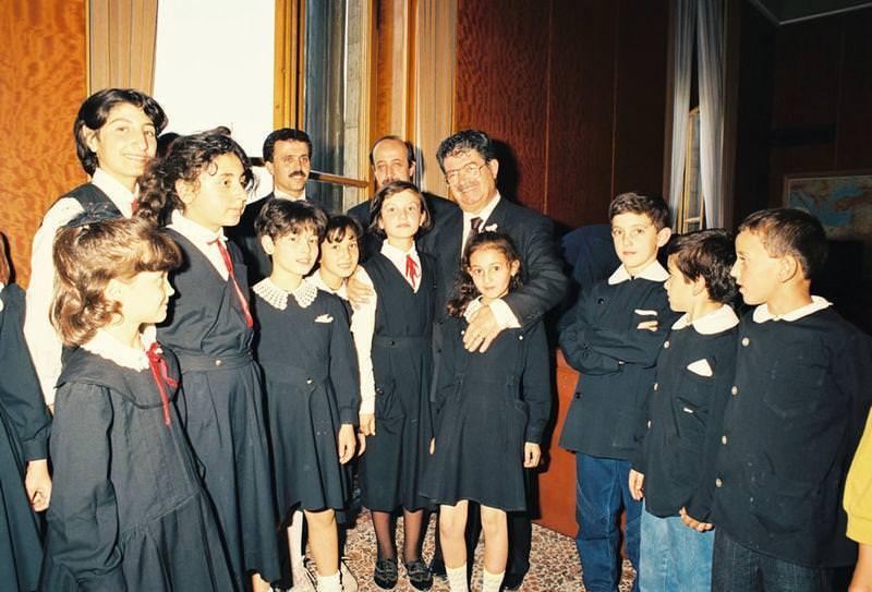 Cumhurbaşkanlığı sitesinde Özal fotoğrafları