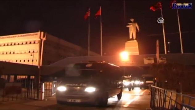 DHKPC operasyonu polis kamerasında
