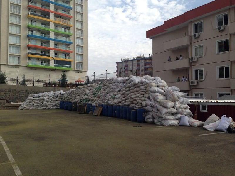 Diyarbakır'da rekor kıran operasyon