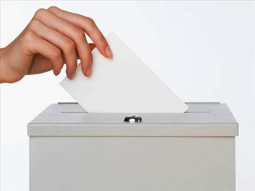 En son yapılan seçim anketi
