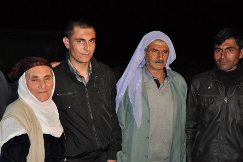 Er Ramazan Başaran ailesine kavuştu