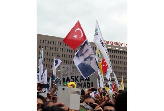 HDP aslına döndü