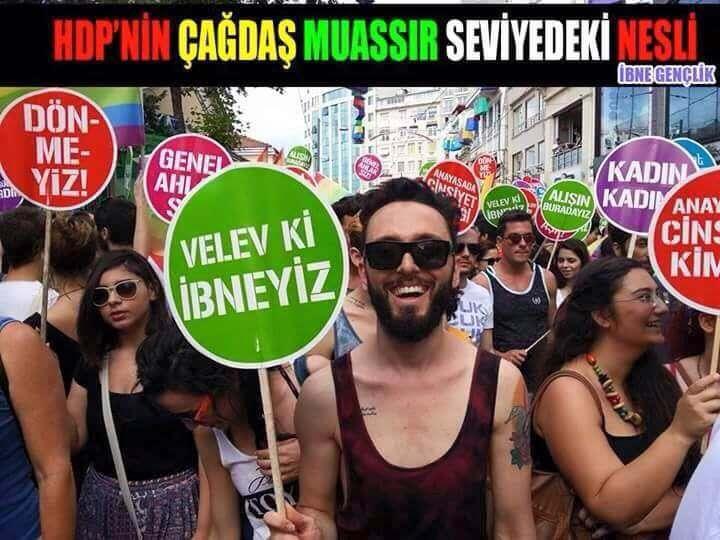 HDP'nin sıra dışı adayları