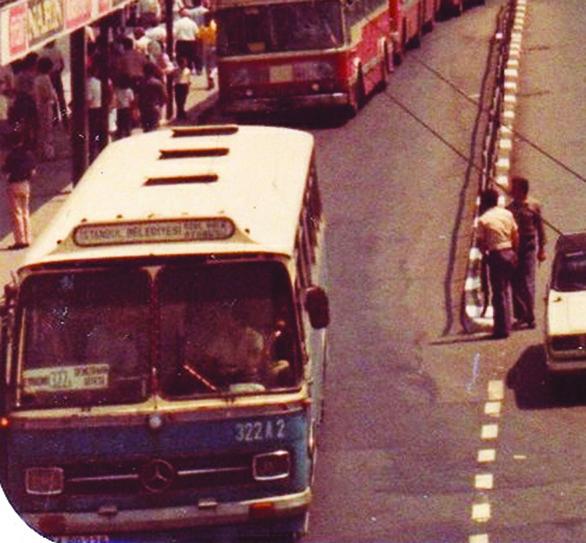 İstanbulla özdeşleşen ulaşım araçları