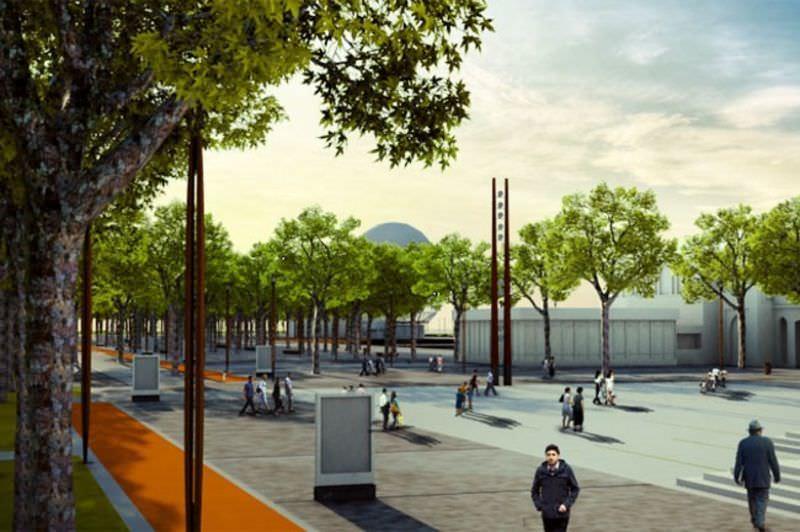 Kadıköy için yeni proje