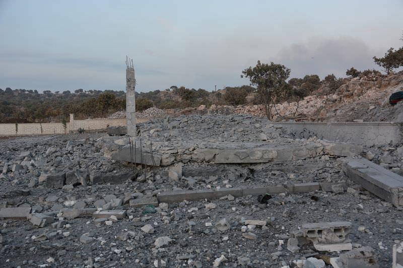 Mardin'deki PKK mezarlığında uçaksavar bulundu