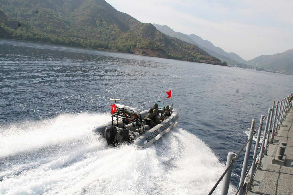 Mavi Balina Tatbikatı sürüyor