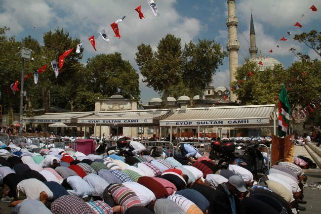 Bilal Erdoğan da oradaydı