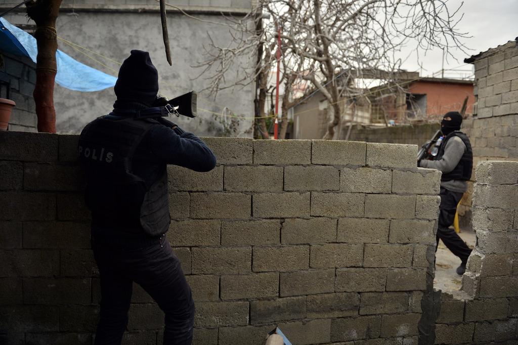 PKK Cizre'ye gömüldü