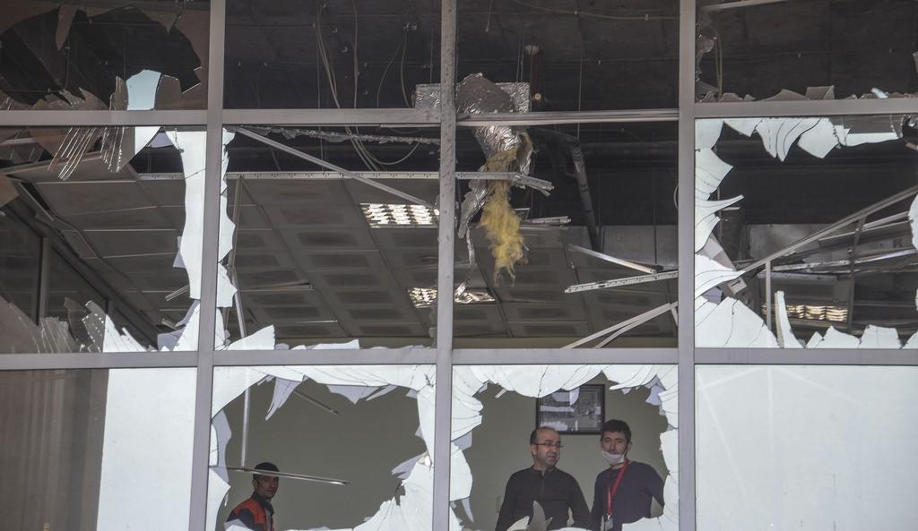 PKK hastaneyi vurdu!