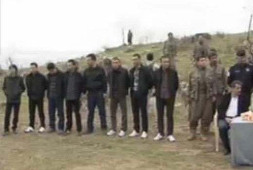 PKK kaçırdığı kamu görevlilerini serbest bıraktı