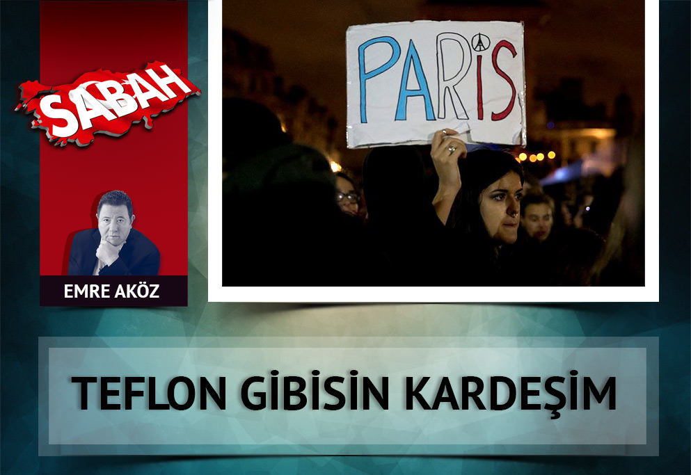 Sabah yazarları Paris saldırısını değerlendirdi
