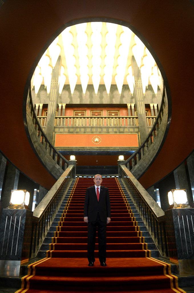 Cumhurbaşkanlığı Sarayı'nın müteahhidi konuştu