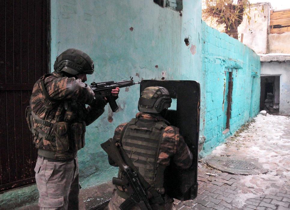 Sur'da operasyonlar devam ediyor!