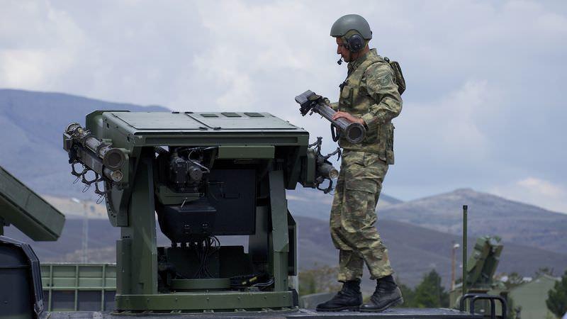 """Türk ordusunun yerli gücü: """"Zıpkın"""" ve """"Atılgan"""""""