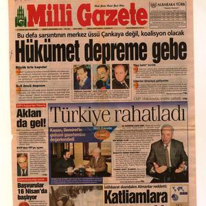 Türkiye koalisyon döneminde böyle kaosa gitmişti