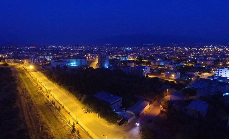 Türkiye'den drone ile çekilmiş 41 fotoğraf