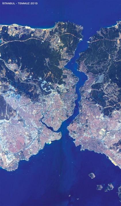 Türkiye'nin uzaydaki gözü: RASAT