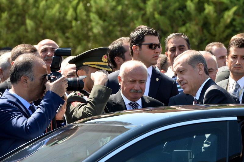 Vatandaştan Erdoğana büyük ilgi