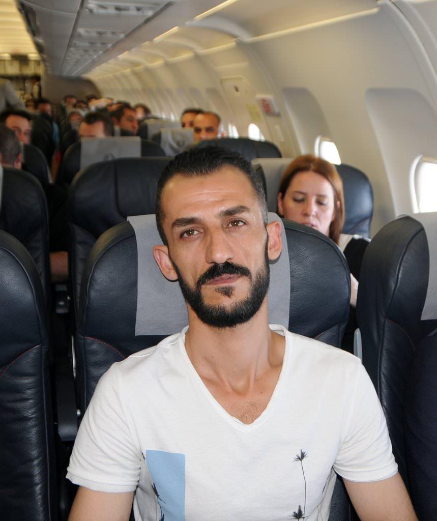 Yükseova havalimanı'nda ilk uçuş