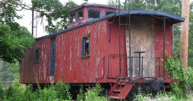 100 yıllık vagonun içini görünce çok şaşıracaksınız