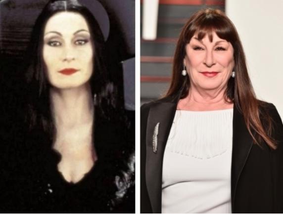 'Addams Ailesi' oyuncularının şimdiki halleri
