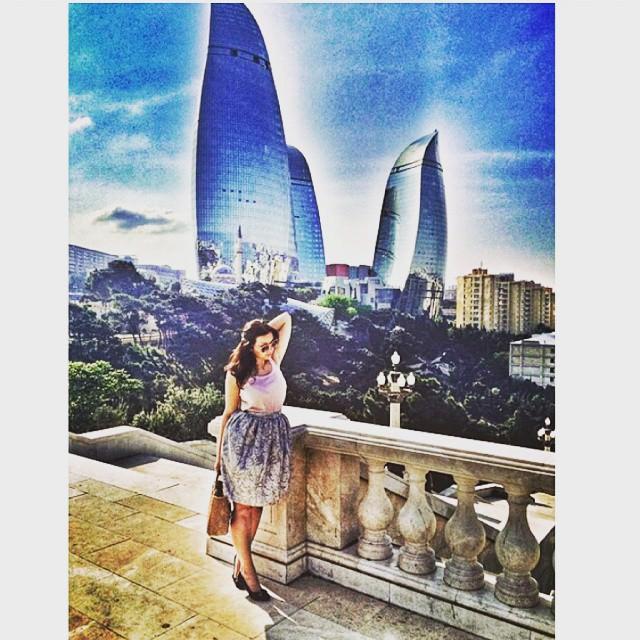Azerbaycan'ın zengin çocukları