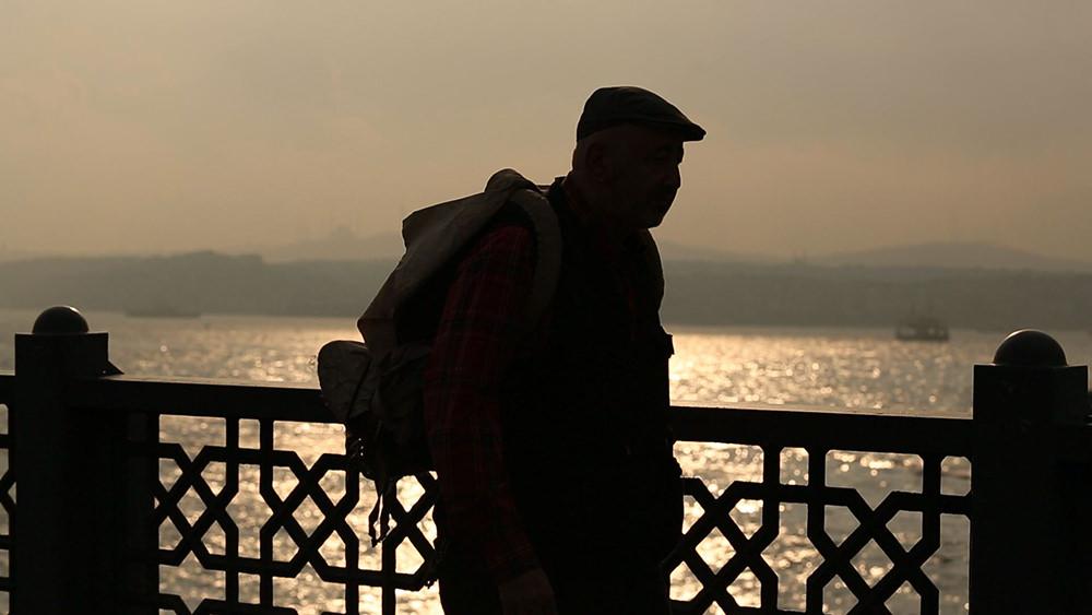 """""""Bir İstanbul hamalı""""nın hikayesi"""