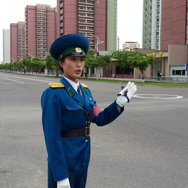 Bir turistin Kuzey Kore günlüğü