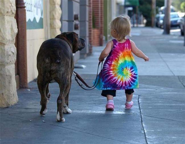 Çocuklar ve hayvanlar arasındaki bağı anlatan Fotoğraflar