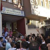 Diyarbak�r'da k�z �ocu�una sald�r�