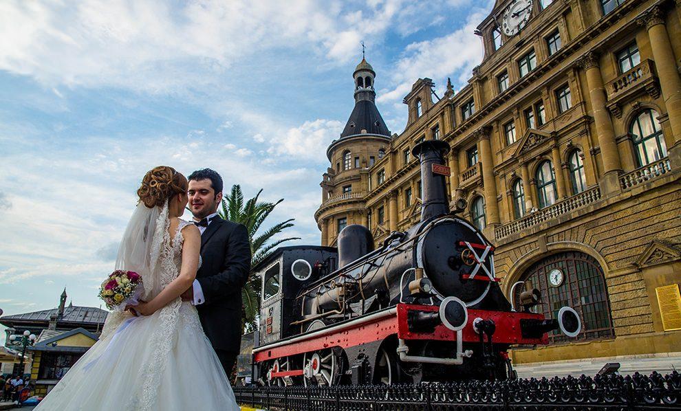 Düğün fotoğrafları için en iyi mekanlar