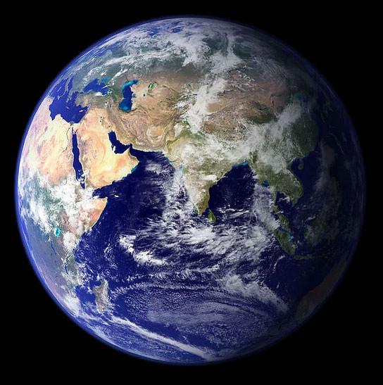 Dünya ile ilgili çarpıcı gerçekler