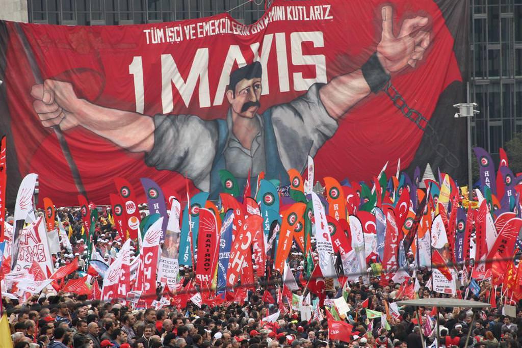 Dünyada ve Türkiye'de 1 Mayıs