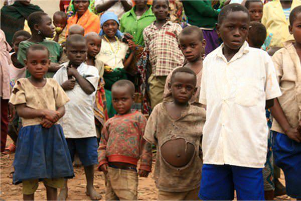 Dünyanın en fakir ülkeleri