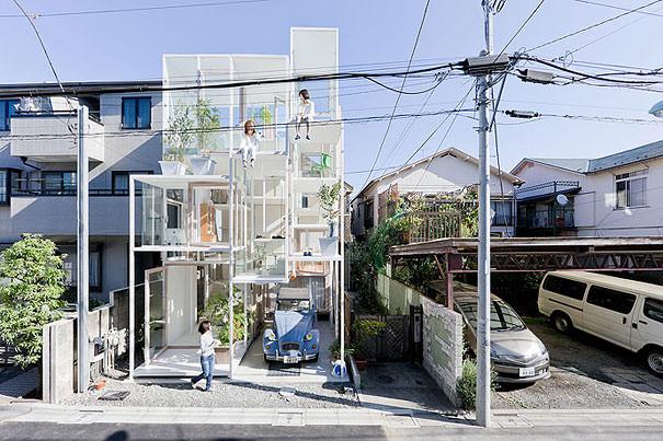 Dünya'nın en sıradışı evleri