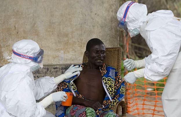 Ebola belirtileri