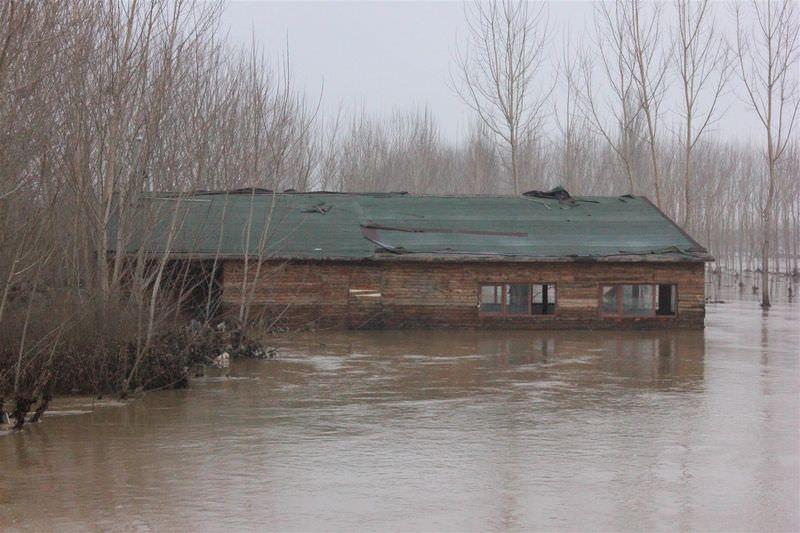 Edirne'deki su alarmı normale döndü