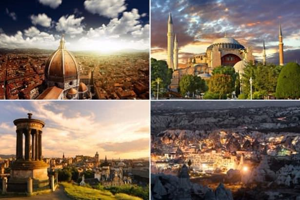 En merak edilen şehirlerden biri de İstanbul