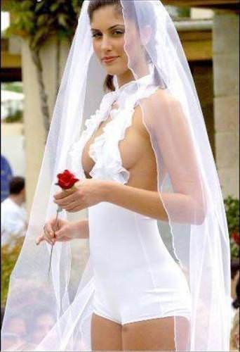 Свадебные сексуальные платья фото 6482 фотография